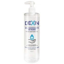 Dexin Gel Higienizante de Manos 500 ml