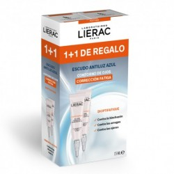 Lierac Duo Dioptifatigue Gel-Crema Corrección Fatiga 15ml