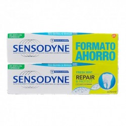 Sensodyne Repair & Protect Fresh Mint Duplo 2x75ml