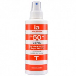 Interapothek Spray Transparente SPF50+ 200 ml