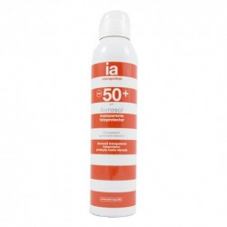 Interapothek Aerosol Transparente SPF50+ 250 ml