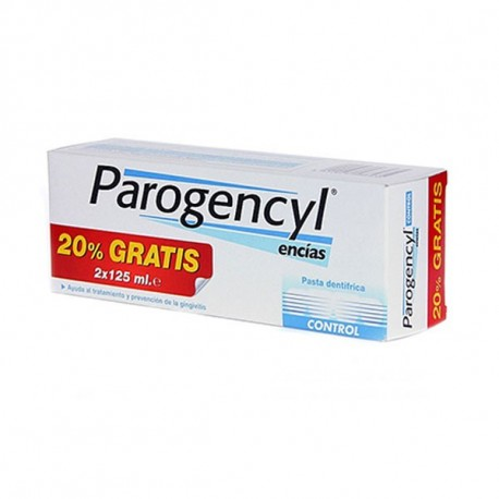Parogencyl Pack Encias 2 x 125 Ml