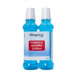 Parogencyl Pack Colutorio 2 x 500 Ml