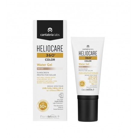 Heliocare 360º Color Water Gel SPF 50+ 50 ml