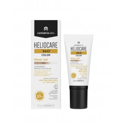 Heliocare 360º Water Gel Bronce SPF 50+50 ml