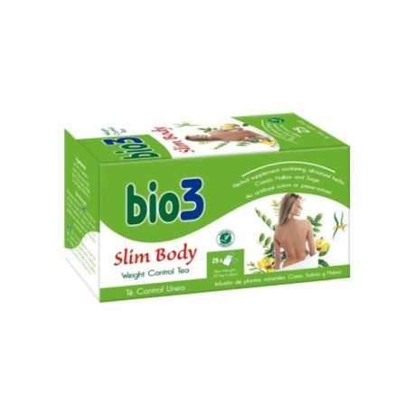 Bio 3 Slim Body Infusion 25 Bolsitas