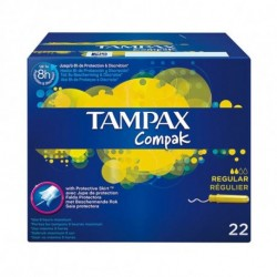 Tampax Compack Fresh Regular