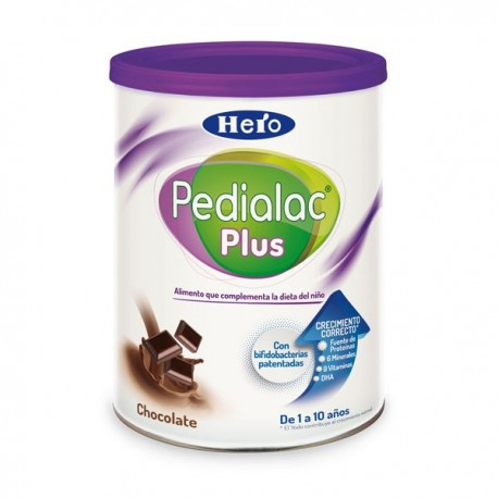 Hero Pedialac Plus Chocolate Suplemento
