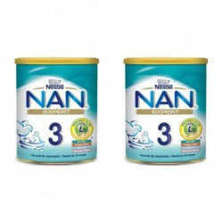 Nestle Pack Nan 3 800 Gramos