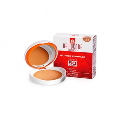 Heliocare Compacto Oil Free Light Spf 50