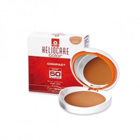 Heliocare Compacto Color Light Spf 50