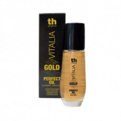 Th Pharma Vitalia Goldperfect Oil Tratamiento Capilar 40 Ml