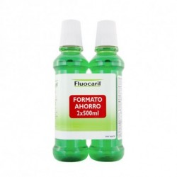 Fluocaril Colutorio 2 x 500 Ml