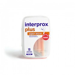 Interprox Cepillo Plus Super Micro 10 Unidades