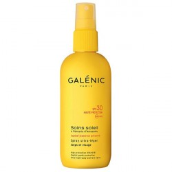 Galenic Soins Soleil leche corporal SPF30+ 125ml