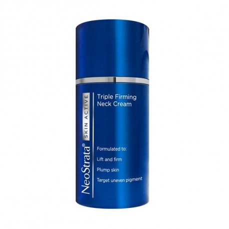 Neostrata skin active crema reafirmante cuello 80 ml