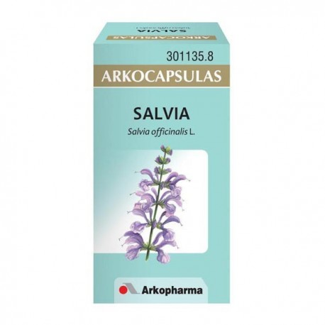 Arkocapsulas Salvia