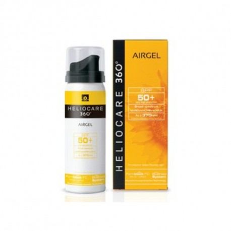 Heliocare 360º Airgel Spf50+ 60ml