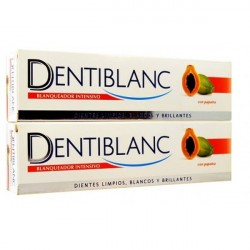 Dentiblanc Pasta Dental Blanqueante 2 x 100 ml
