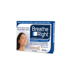 Breathe Right Tira Nasal Grande 10 uds
