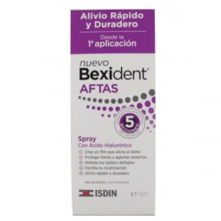 Bexident Aftas Spray Bucal