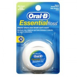 Oral b Essential Floss Seda Dental 50m