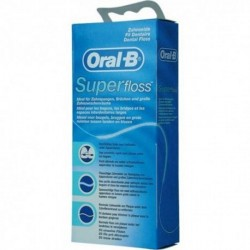 Oral B Seda Dental Super Floss 50U