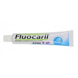 Fluocaril Junior Pasta Dental 7-12 Años Sabor Chicle 50ml