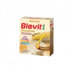 Blevit Plus 8 Cereales Superfibra 600 Gramos