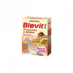Blevit Plus 5 Cereales Y Datiles