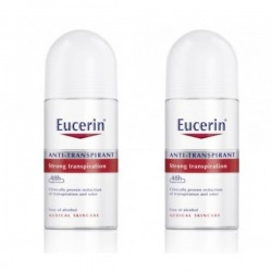 Eucerin Duplo Antitranspirante 48 Roll On 48 h