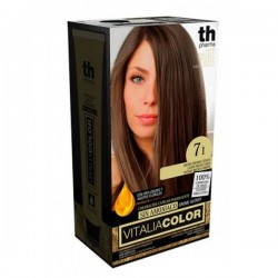 Th Pharma Vitalia Color Tinte Nº7,1 Sin Amoniaco Negro
