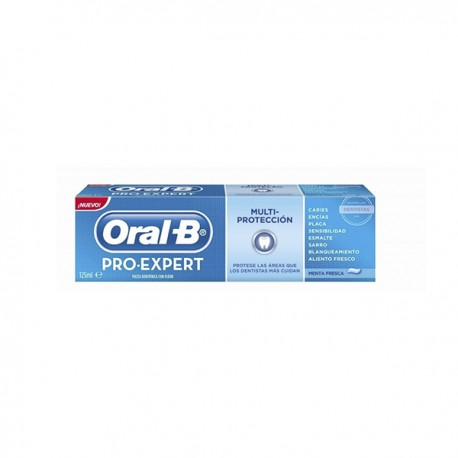 Oral B Pro Expert Pasta Dental Multiprotección 125ml