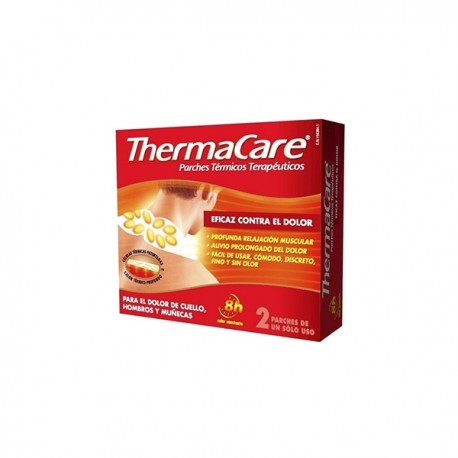 Thermacare Cuello/Hombro 2uds.