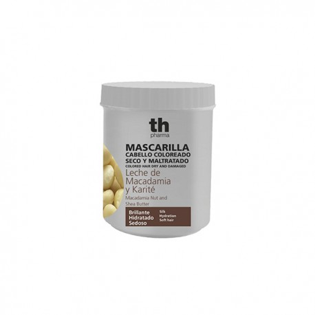 Th Pharma Mascarilla Cabello Coloreado, Seco y Maltratado 700ml