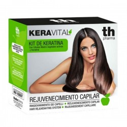Th Pharma Keravital Kit Alisado Capilar + Mantenimiento