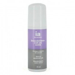 Interapothek Desodorante Roll On Seda Sin Alcohol 75 ml