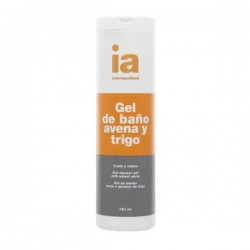 Interapothek Gel De Avena con Trigo 750 ml