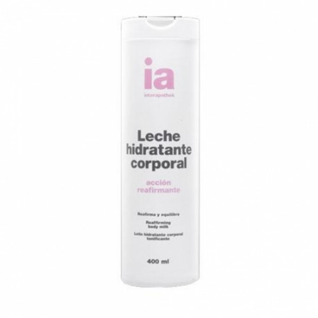 Interapothek Leche Reafirmante Corporal 400 ml