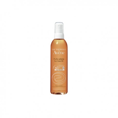 Avene Aceite Solar Spray SPF 30 200ml