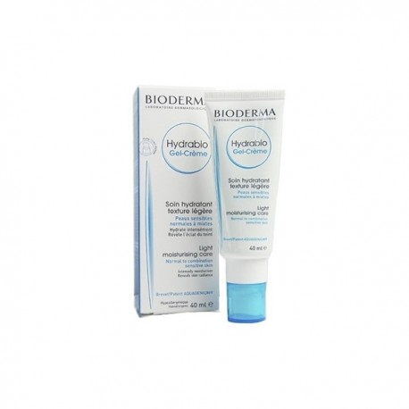 Bioderma Hydrabio Gel-Crema 40ml