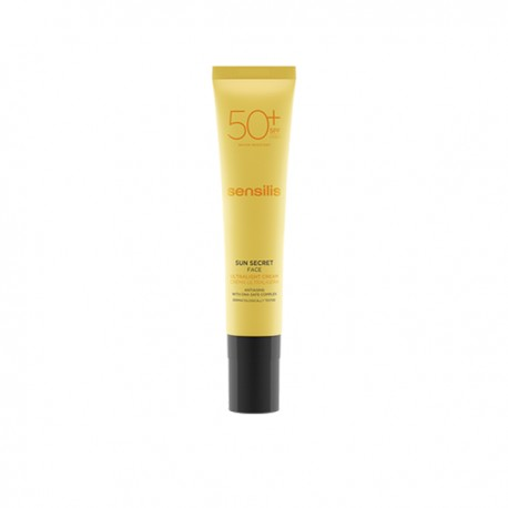 Sensilis Sun Secret Crema Facial SPF50+ 40 ml