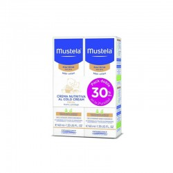 Mustela Cold Cream Duplo 2X40ml