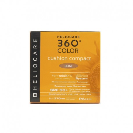 Heliocare 360 Color Cushion Compact Beige
