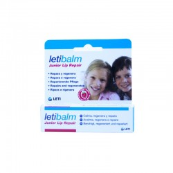Letibalm Junior Lip Repair Labios 10ml