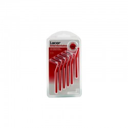 Lacer Interdental Active Angular 6 Ud.