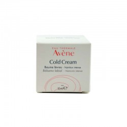 Avene Cold Cream Bálsamo Labial Nutrición Intensa 10ml