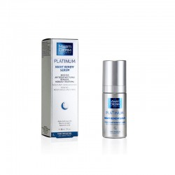 Martiderm Platinum Night Renew Sérum 30 ml