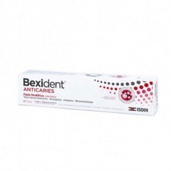 Bexident Anticaries Pasta Dentifrica