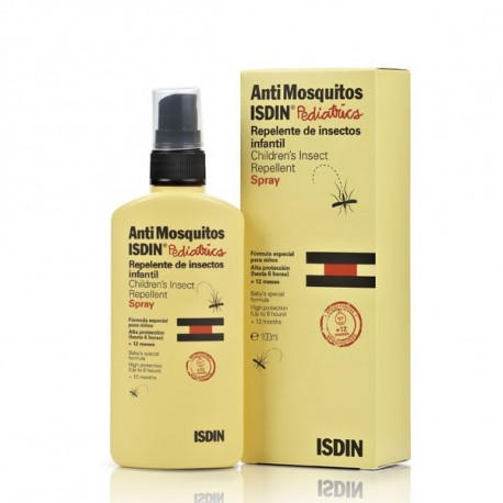 Isdin Antimosquitos Repelente Spray Pediatrics Infantil